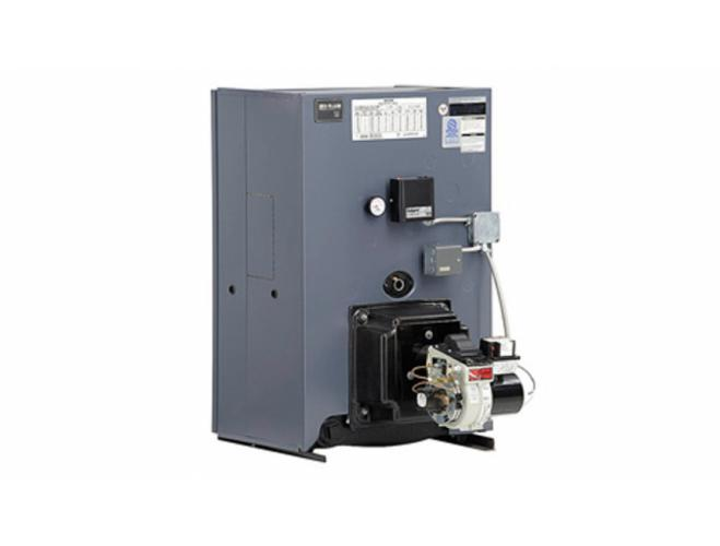 Weil-McLain 80 Commercial Gas Oil Boiler