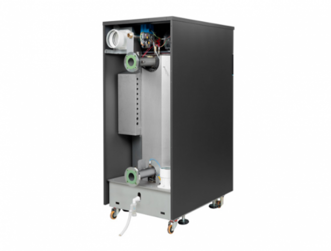 Weil-McLain SVF 750-1100 high efficiency commercial boiler