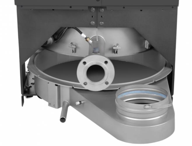 Weil-McLain SVF 1500-3000 boiler installation