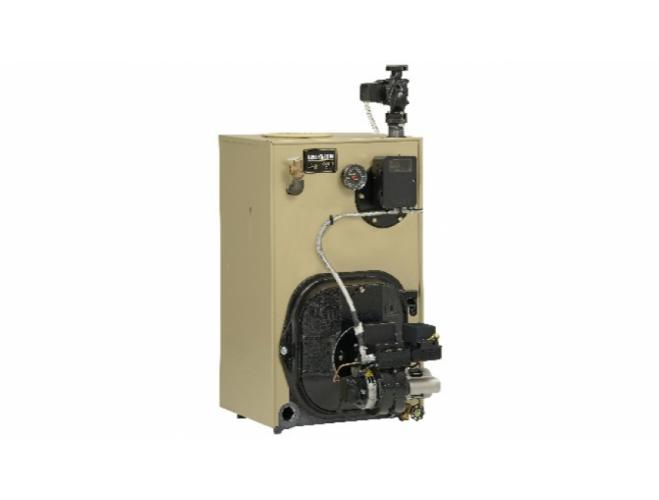 WTGO home oil boiler