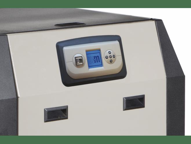 Weil-McLain SlimFit commercial boiler controls
