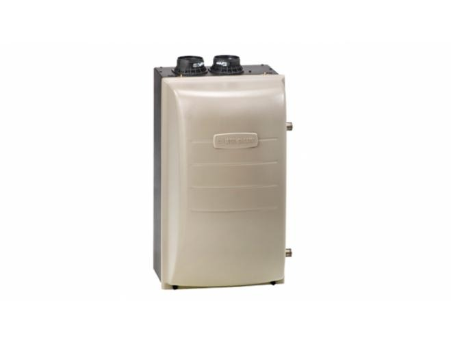 ECO high efficiency residential wall mount gas boiler