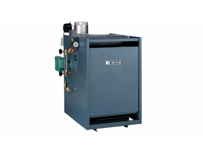 EG residential gas fired boiler