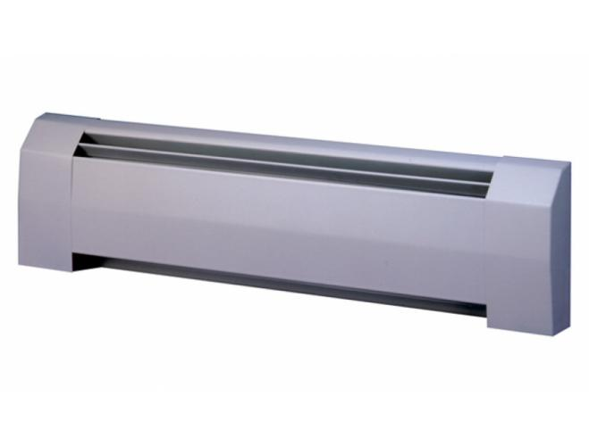 Weil-McLain high trim baseboard