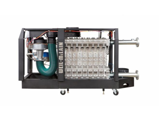 Weil-McLain SlimFit high efficiency boiler