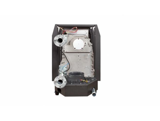 Weil-McLain SlimFit commercial boiler configuration