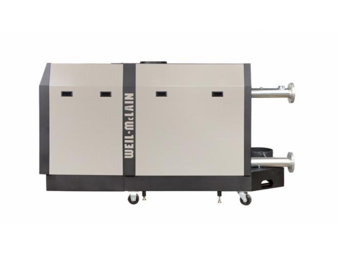Weil-McLain SlimFit high efficiency condensing gas boiler