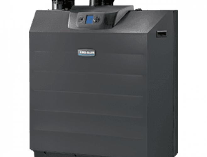 Weil-McLain SlimFit high efficiency commercial boiler