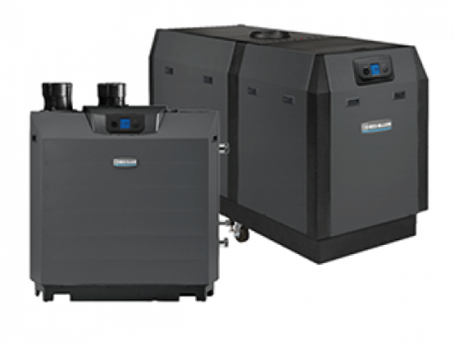 SlimFit commercial condensing gas boilers