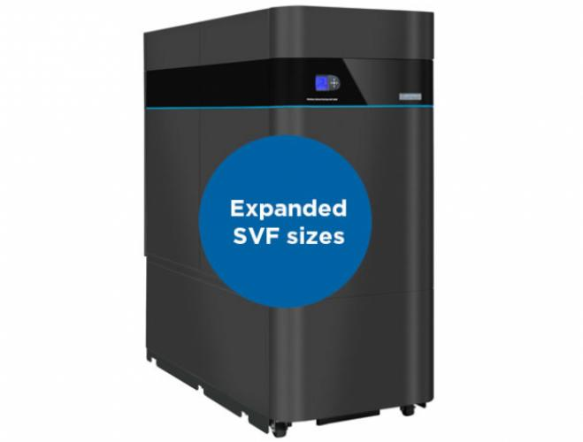 Weil-McLain SVF commercial boiler expanded sizes