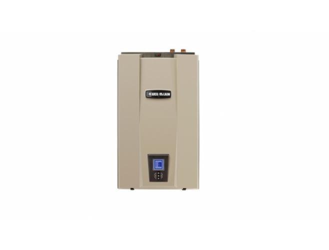 Weil-McLain WM97+ CT high efficiency wall mount boiler