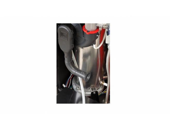 Weil-McLain WM97+ CT boiler stainless steel heat exchanger